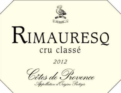 Colas Rimauresq Cru Classe Red