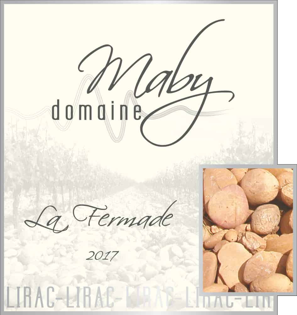 Dom Maby fermade lirac l