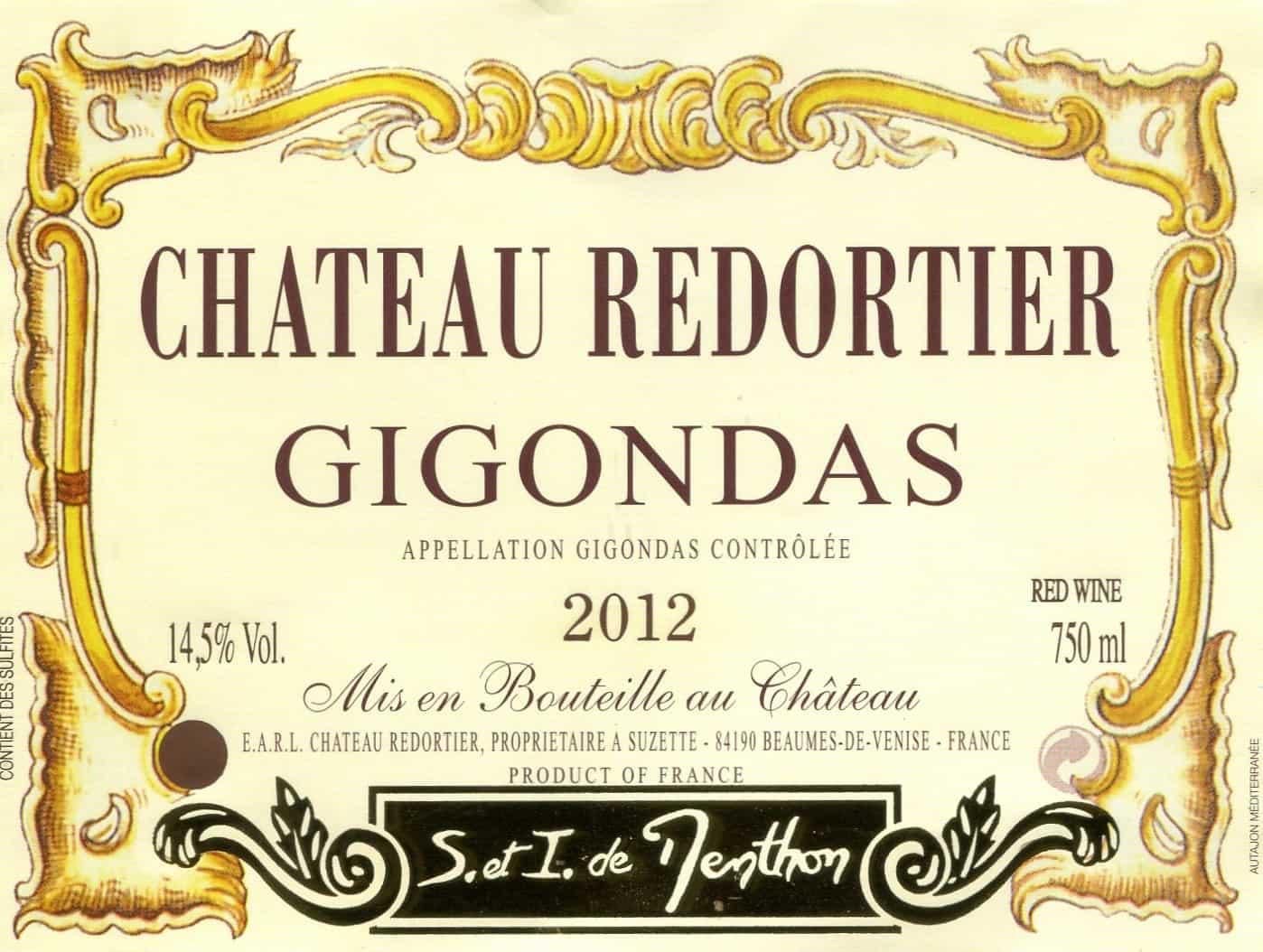 L Gigondas