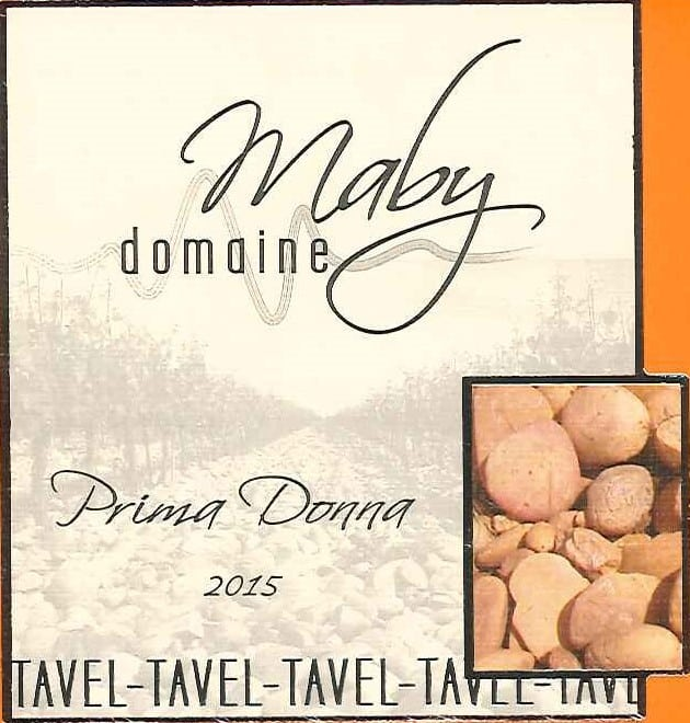 Label Dom Maby Prima Donna 2015