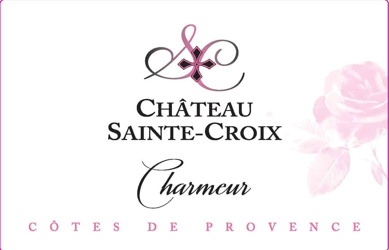 Label STe Croix CHARMEUR INCH