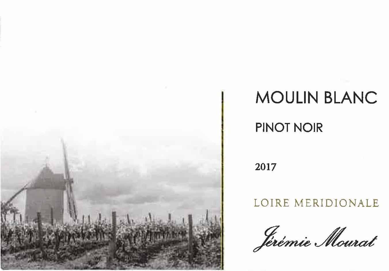 Mourat Moulin blanc pinot noir L