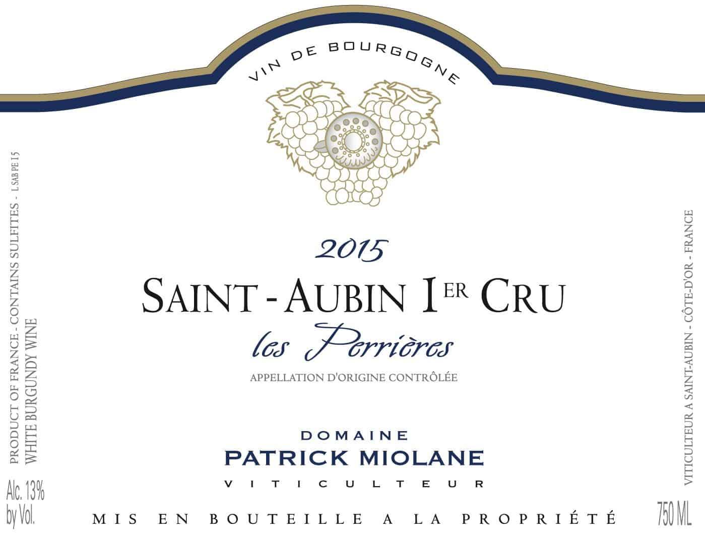 St Aubin Perriere blc