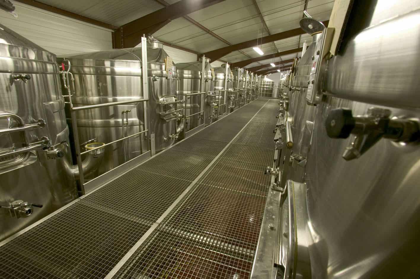 PropriŽtŽ DAMPT producteurs de vin de Bourgognecuverie