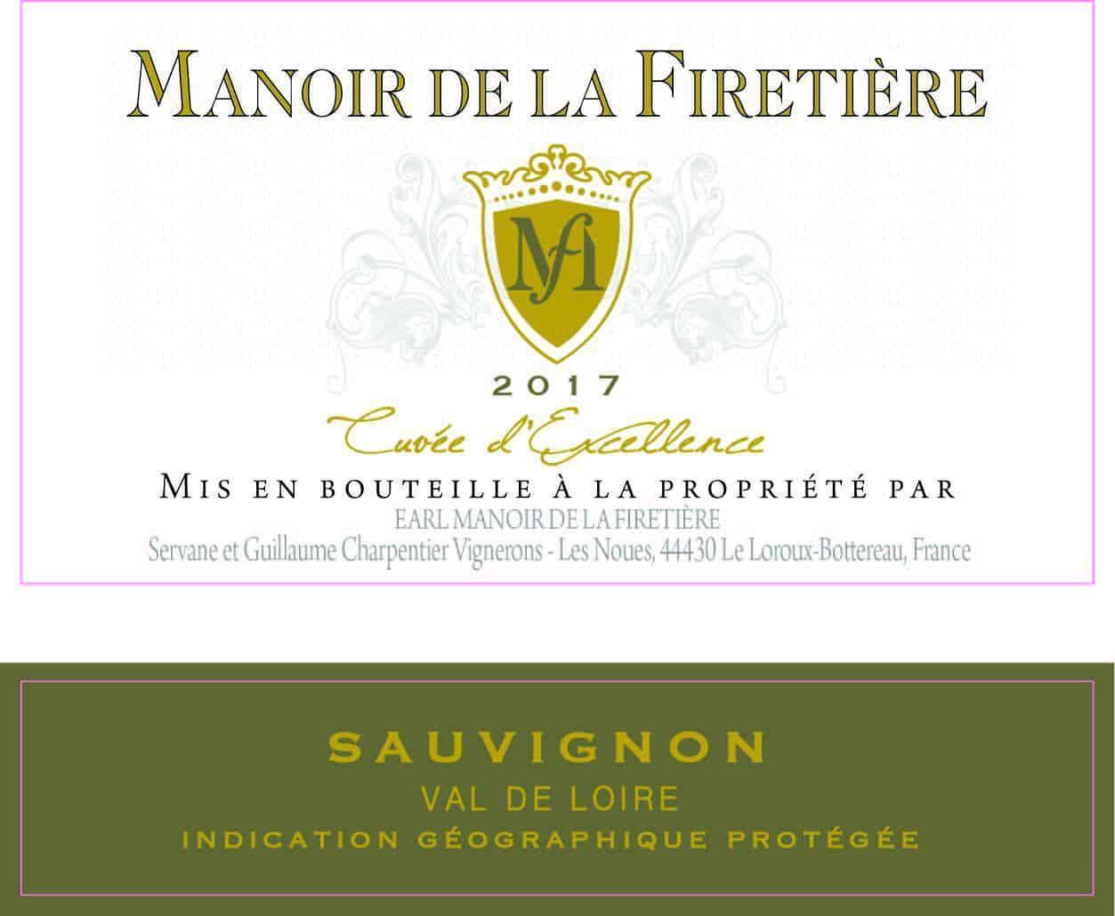 L Sauvignon Cuvee dexcellence