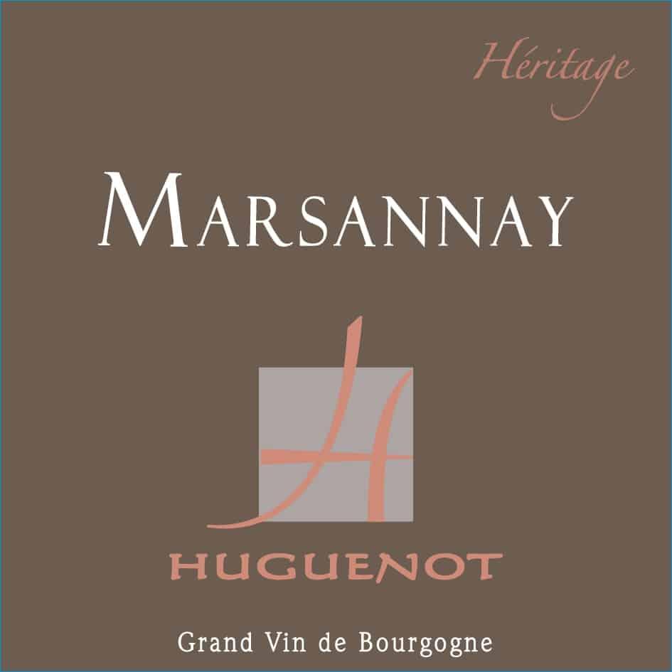 Marsannay Héritage - rouge