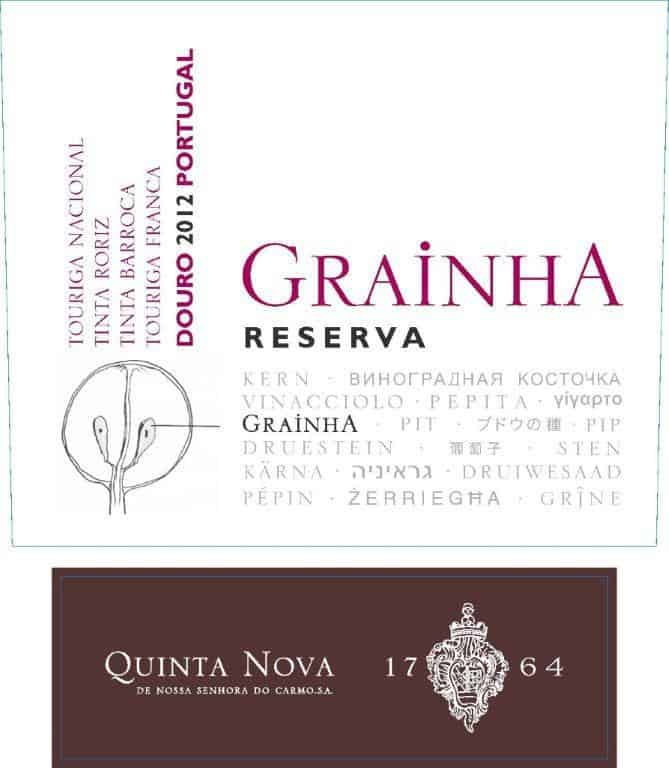 grainha reserva red