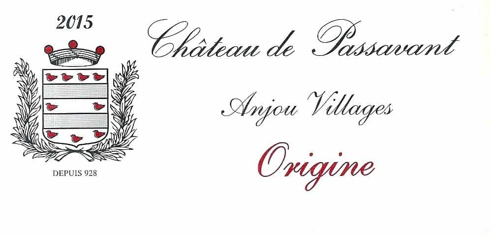 LChat Passavant ANJOU VILLAGES ORIGINE
