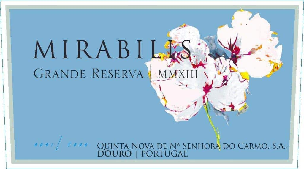 Quinta Nova Mirabilis red