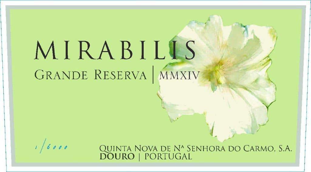 Quinta Nova Mirabilis white