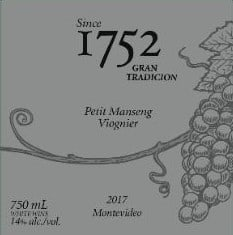 1752 Petit Manseng label