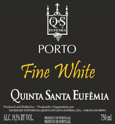 Label only Sta Eufemia Fine White