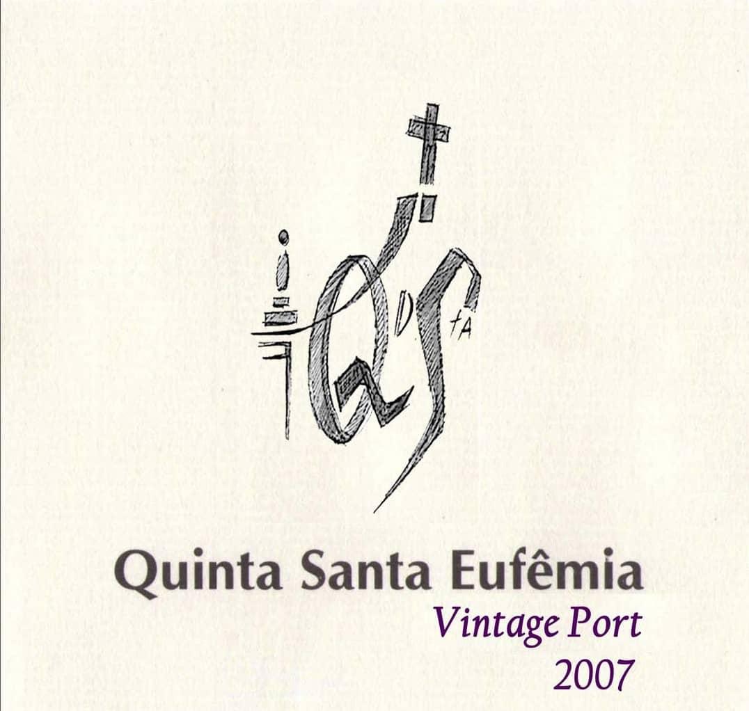 Quinta Santa Eufemia Vintage Port