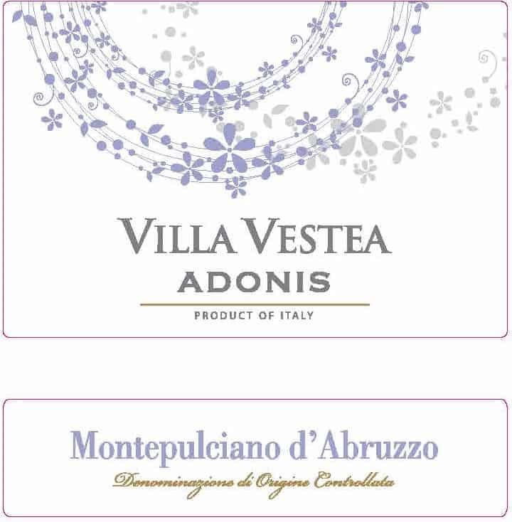 et Adonis Villa Vestea Montep