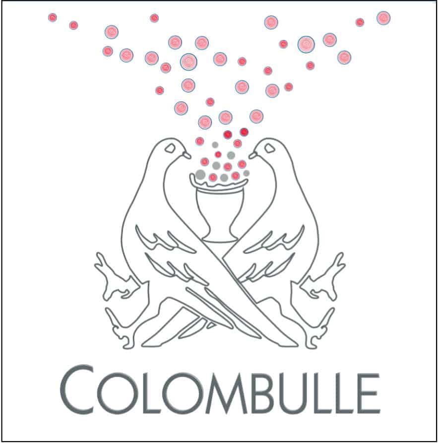 Etiquette COLOMBULLE