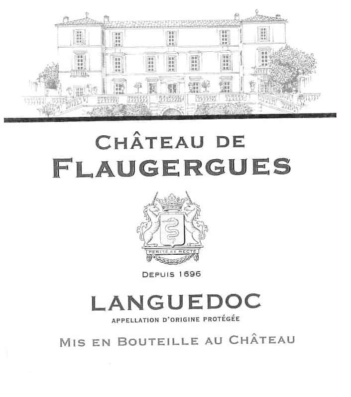 Flaugergues rose l