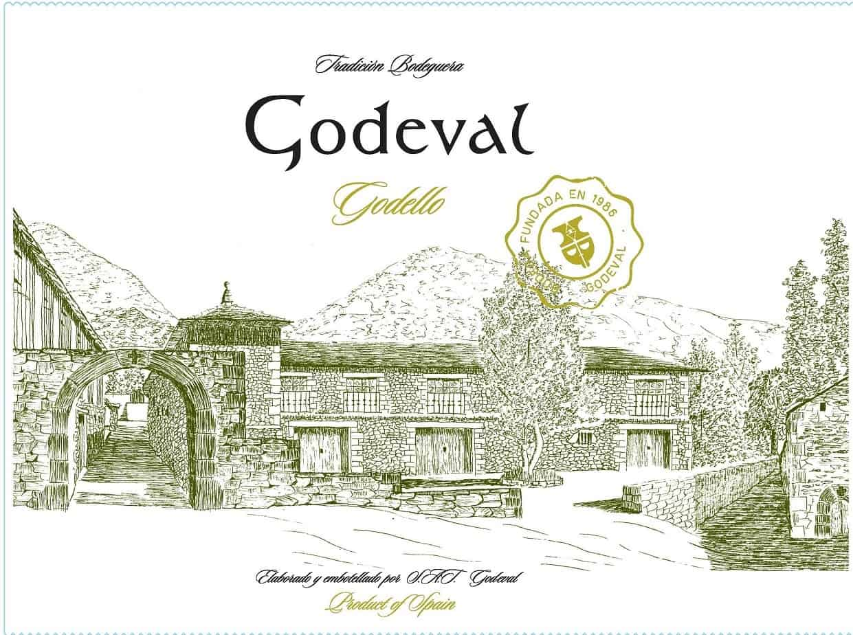 Godeval label for web page